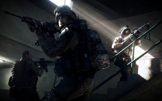 Battlefield 3 Squad Spawning Details News PlayStation  Battlefield 3