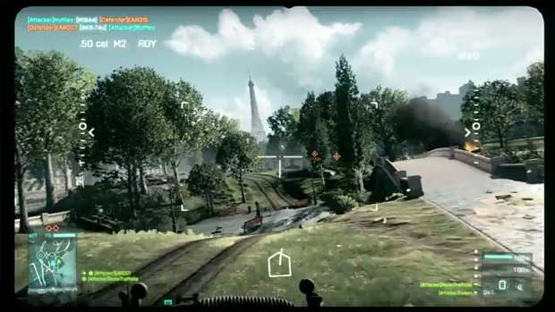 Battlefield 3 Multiplayer Gameplay Video