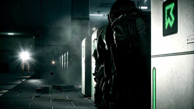 Battlefield 3 First Console Gameplay on PS3
