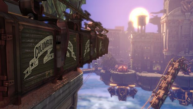 Bioshock Infinite, Playstation Vita Shine at E3 E3 News PlayStation  Bioshock Infinite