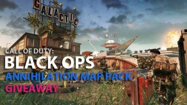 Black Ops: Annihilation Map Pack Giveaway