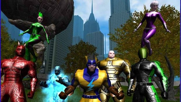 City of Heroes Freedom Will be Free-To-Play