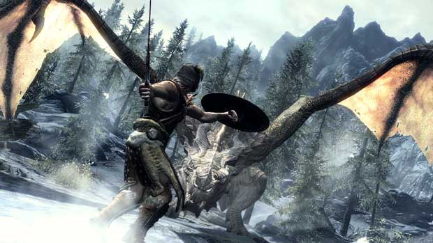 Elder Scrolls V: Skyrim Closed Door Session at E3