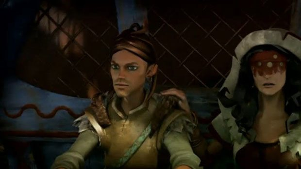 Fable: The Journey Takes the RPG Series to Kinect