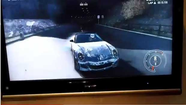 Forza 4 Damage from E3 Demo News Videos Xbox  Forza 4
