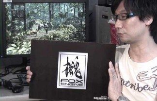 Kojima Reveals Fox Engine at E3