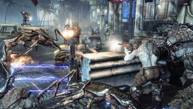Gears of War 3 Horde 2.0 Expands on a Great Mode News  Gears of War 3