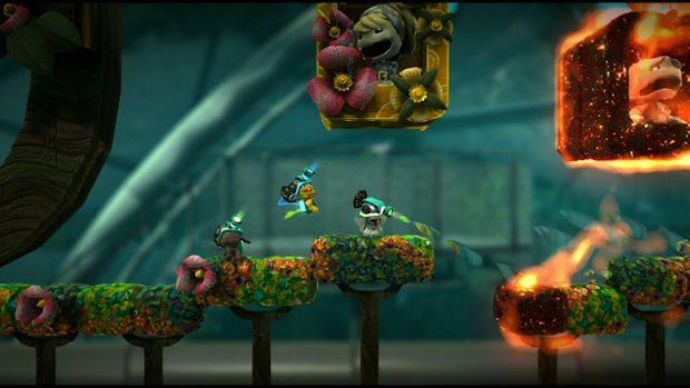 LittleBigPlanet Vita Edition E3 News Videos  PS VITA LittleBigPlanet