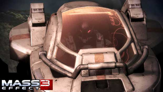 Mass Effect 3 Closed Door Gameplay At E3
