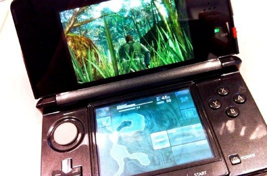 Metal Gear Solid 3DS Image Caught