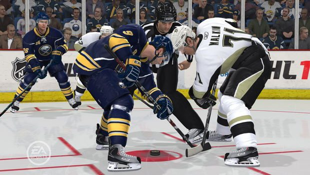 NHL 12 To Have New Contact Physics Engine