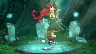 Rayman Origins Still Looks Like Fun