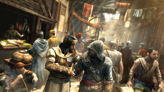 Assassin's Creed Revelations Single Player Walkthough News Videos  Assassin's Creed: Revelations