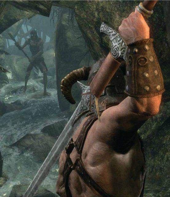 Some Crappy New Elder Scrolls V: Skyrim Screenshots News Xbox  Skyrim