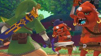 Legend Of Zelda: Skyward Sword Gameplay