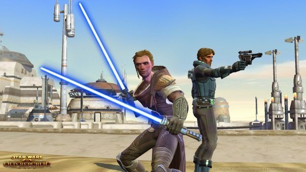 Star Wars: The Old Republic Trailer Released
