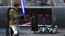 Star Wars Kinect Looks Buggy