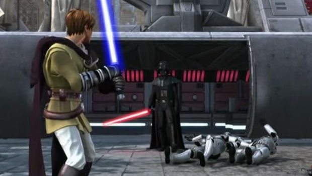 Star Wars Kinect Looks Buggy News Videos Xbox  Star Wars Kinect