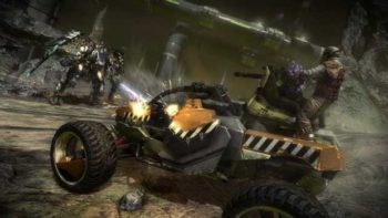 E3 2011 Hands On With Starhawk Multiplayer