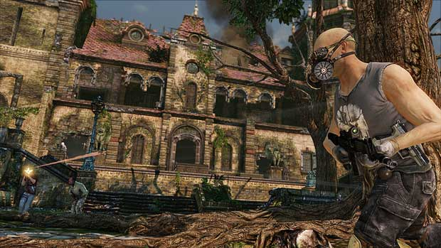 Uncharted 3 Beta Comes Unhinged on Day One News PlayStation  Uncharted 3