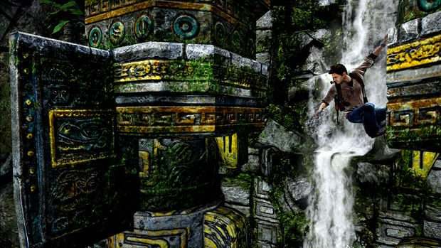 Uncharted 3: Golden Abyss Demo E3 News PlayStation Videos  Playstation Vita