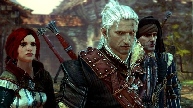 The Witcher 2 Confirmed for Xbox 360 News Videos Xbox  The Witcher 2