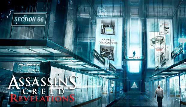 Assassin's Creed: Revelations to launch side by side with AC:Embers News PlayStation  Assassin's Creed: Revelations