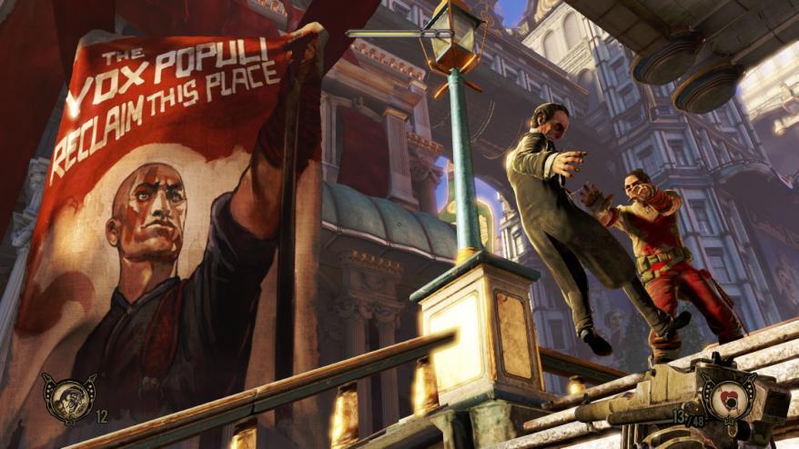 Bioshock Infinite May Not Be Coming to the Wii U News PlayStation  Bioshock Infinite