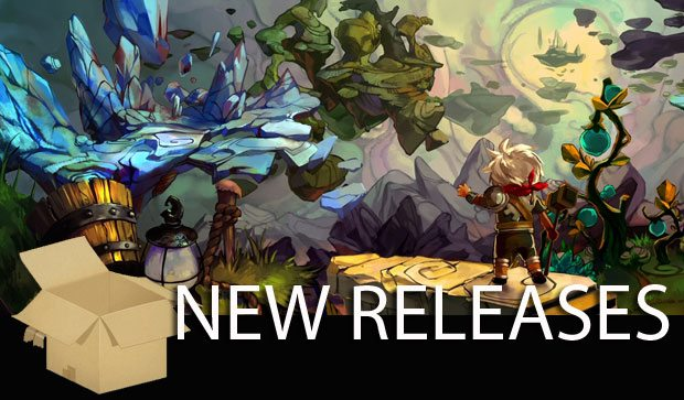 News  Video Game Releases Bastion