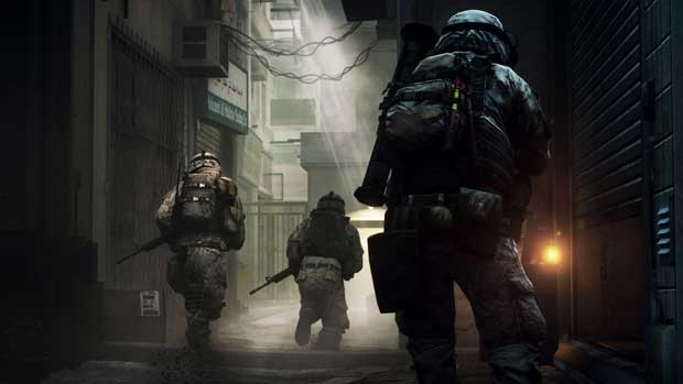 Battlefield 3 console multiplayer maps will be more compact