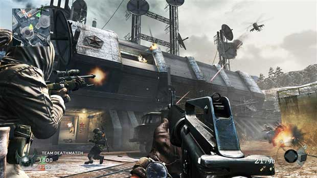 Call of Duty Black Ops Gets title update