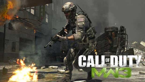 Modern Warfare 3 Glitches