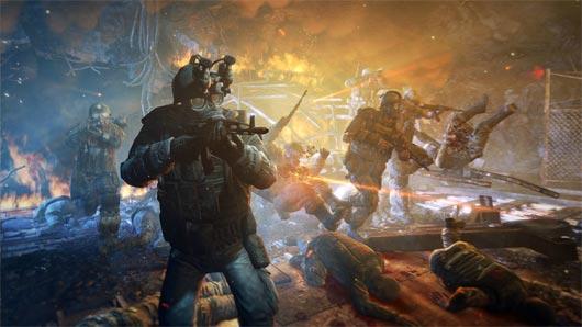 Metro: Last Light E3 Gameplay Demo Part 1