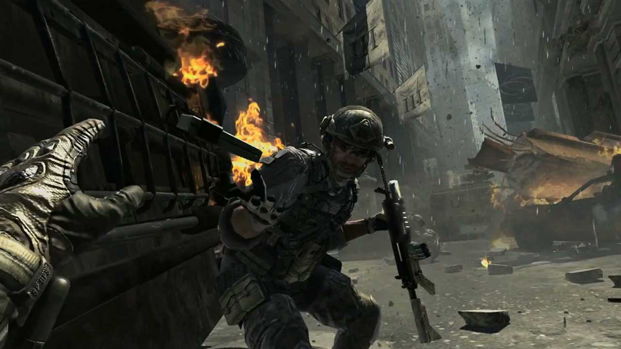 Modern Warfare 3 S Battle Against Campers Revealed Attack Of The Fanboy