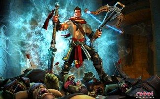 Orcs Get Pounded in Latest Orcs Must Die! Trailer