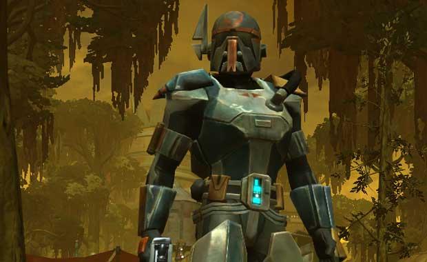 Bounty Hunter Character Progression in SWTOR