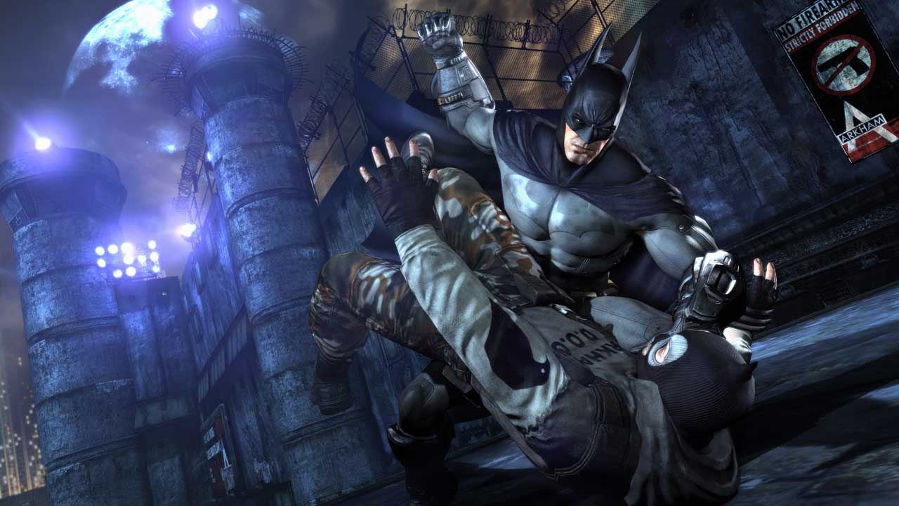 News PlayStation  Batman Arkham City