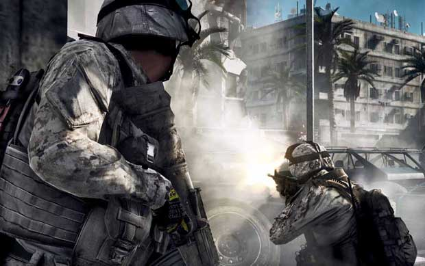 Battlefield 3 Sees $50 Million in Marketing for game release