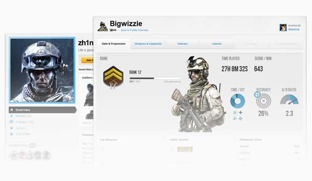 Leaked Images Show First Signs of Battlefield 3's Battlelog