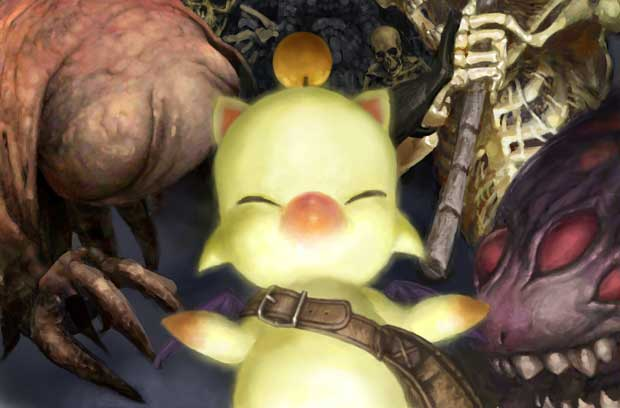 Final Fantasy XI a Possibility for PlayStation Vita News PlayStation  Playstation Vita