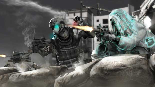 Ubisoft Finding A Balance For Ghost Recon: Future Soldier News PlayStation  Ghost Recon Future Soldier