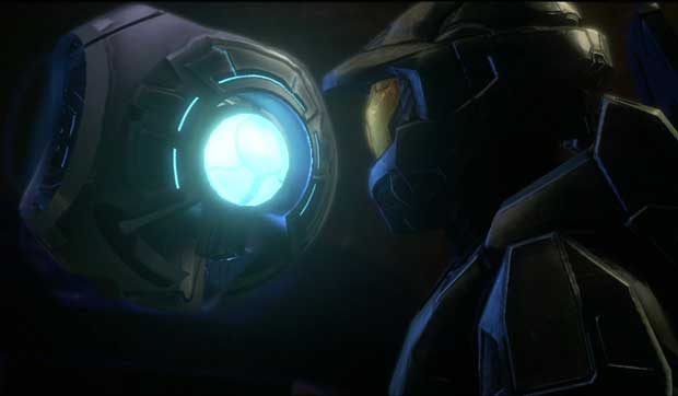 The Story of Guilty Spark Holds Halo 4 Clues News Videos  Halo 4