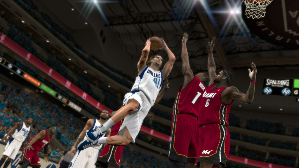Choose Your NBA 2K12 Cover