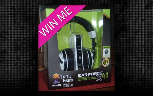Win A Pair of Turtle Beach Wireless Gaming Headphones News