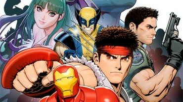 Ultimate Marvel vs. Capcom 3 Character Trailers