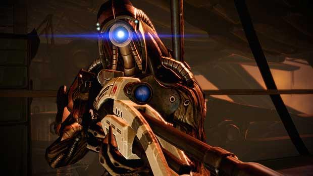 Mass Effect 3 Secret Feature X