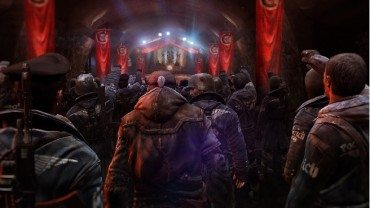 Hear the Rally Cry of Metro: Last Light
