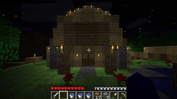 Notch reveals the new XP system in Minecraft News  Minecraft