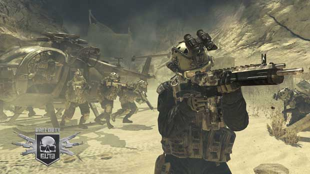 Call of Duty: Elite Could Support Modern Warfare 1 & 2