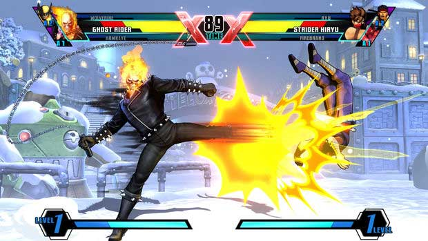 Official Ghost Rider Trailer – Ultimate Marvel Vs Capcom 3